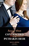 Contracted For The Petrakis Heir (One Night With Consequences, Book 39)