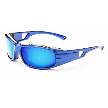 Coolsir 8520 Polarized Sports Gafas De Sol Para Hombre Para Ski Driving Golf Running Cycling Superlight