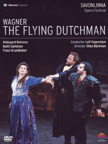 Wagner : Der Fliegende Hollander [DVD] [2013] B01I06P31Q