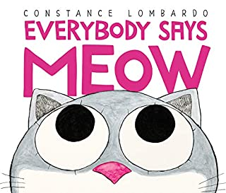 Book Cover: Everybody Says Meow