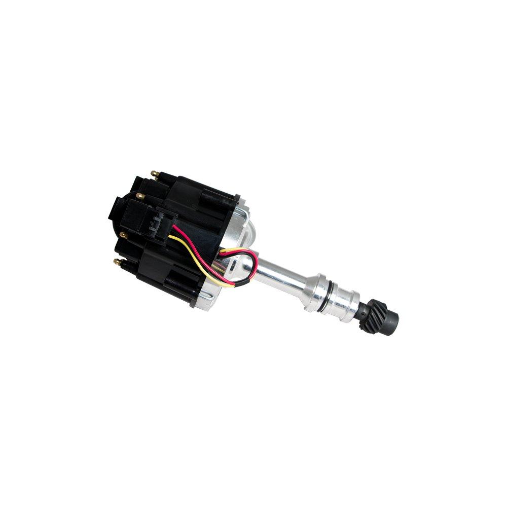 Top Street Performance JM6503BK HEI 50000V Distributor Coil with Black Cap