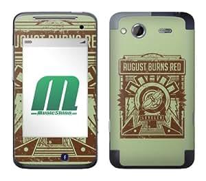 Music Skins MS-ABR20337 Revolution Zing HTC Salsa Piel