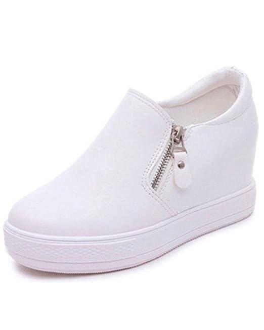 Sneakers beige per donna Minetom 8GoYpI