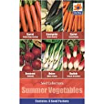 Vegetables Seed Collections - 6 in 1...