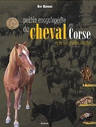 Petite encyclopédie du cheval en Corse et de ses proches cousins par Guidu Benigni