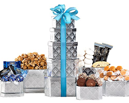Rocky Mountain, Ghirardelli Chocolate and - Gift Country Baskets Wine Popcorn