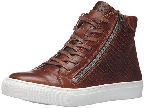 Kenneth Cole Reactie Mens Good Vibe Fashion Sneaker Cognac