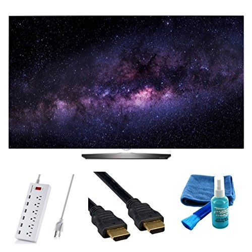 Electronics OLED55B6P FLAT 55-INCH 4K ULTRA HD SMART OLED TV (2016 MODEL)