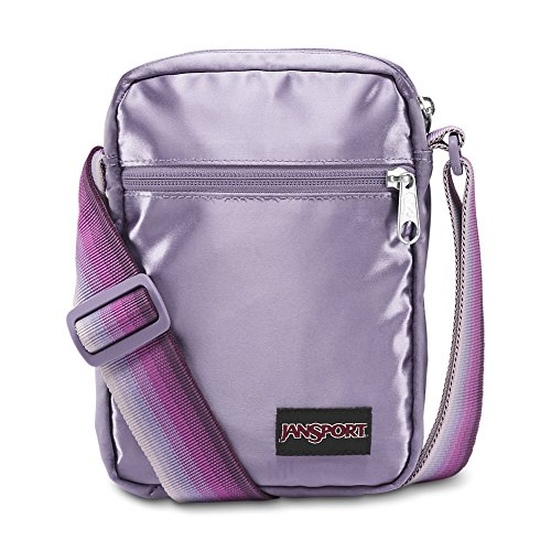 - JanSport Weekender FX Crossbody Mini Bag - Satin Summer