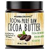 Cocoa Butter - Molivera Organics Raw Organic 100% Pure Raw Premium...