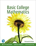 img - for Basic College Mathematics (13th Edition) book / textbook / text book