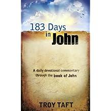 183 Days in John