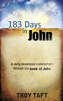 183 Days in John by [Taft,Troy]