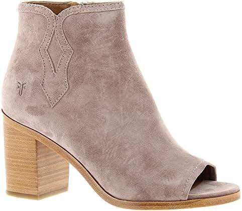 FRYE Women's Danica Peep Bootie Boot