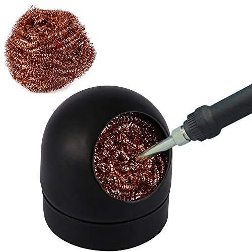 Soldering Solder Iron Tip Cleaner Steel Cleaning Wire Ball Heavy Duty Welding