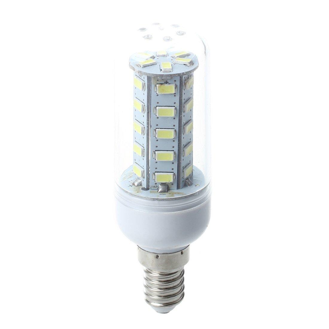 TOOGOO (R) E14 3.5W 36 LED 5630 SMD Foco Lmpara Bombilla 6500K 350LM Luz Blanco