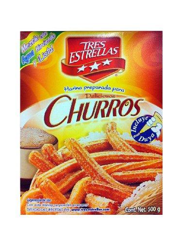 churro flour - 5