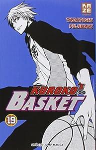 """Afficher """"Kuroko's basket n° 19<br /> Kuroko's basket t19"""""""
