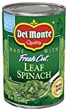 Del Monte Spinach, 13.5 oz