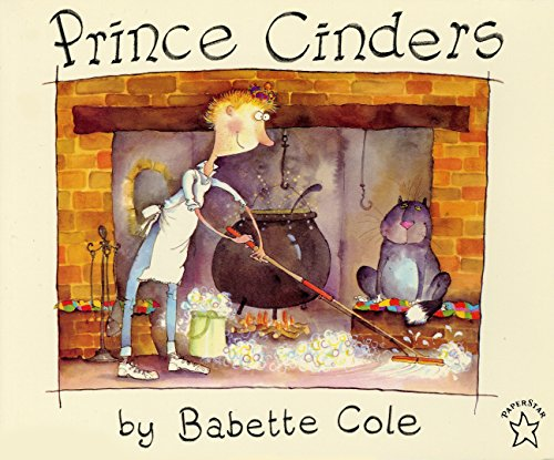 Prince Cinders (Compare And Contrast Cinderella And Yeh Shen)