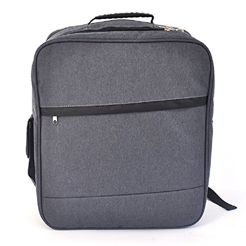 Kocome Backpack Carrying Bag Shoulder Case For DJI Phantom 4 Phantom 3 Quadcopter Drone by Kocome