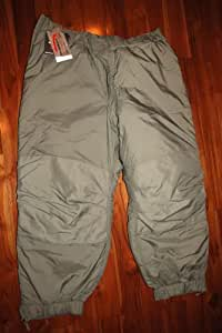 BRAND NEW US ARMY ISSUE - GEN III L7 EXTREME COLD WEATHER TROUSERS - LARGE REGULAR