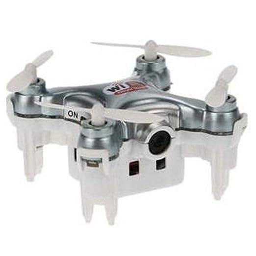 Quadcopter, mini drone cheerson cx-10 con cámara de video en vivo ...