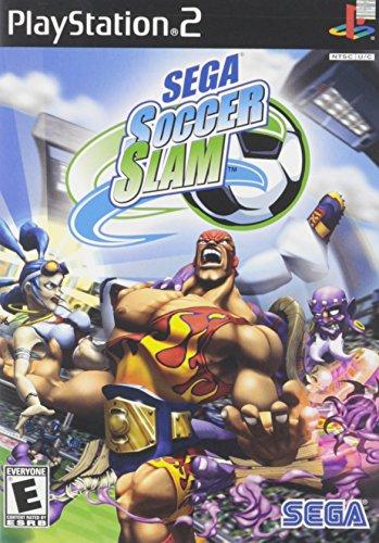 Soccer Slam PS2 Playstation 2