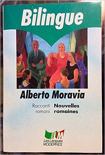 FB2 eBooks téléchargement gratuit Nouvelles romaines : Raconti romani ePub by Alberto Moravia