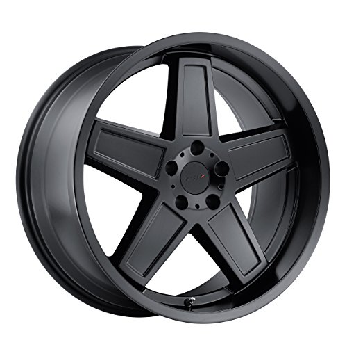 "TSW CAMBER Black Wheel (18x8.5""/5x108mm ,+43mm offset)"