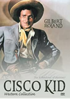 DVD 3300 Prime Cisco Kid Western Collection