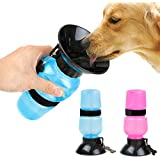 Vepson Travel Pet Dog Water Bottle Mug Cat Puppy Hydrated on the go
