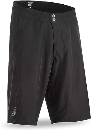 Fly Racing Unisex-Adult Rune Shorts Black Size 32 353-25032