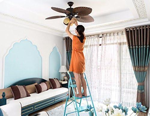 Step Stools Household - Escalera Plegable de 3 escaleras, Color Rosa, aleación de Aluminio, Escalador de peldaños Azules: Amazon.es: Juguetes y juegos