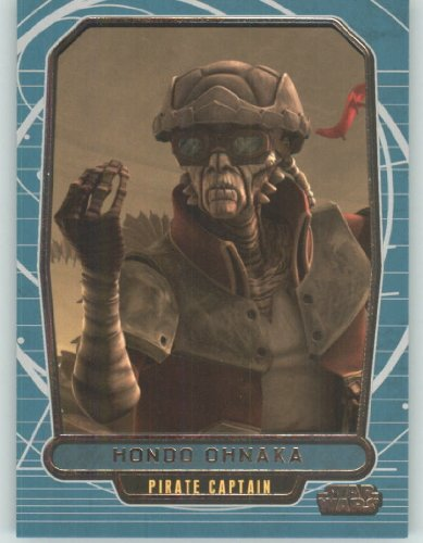 2012 Star Wars Galactic Files #232 Hondo Ohnaka (Non-Sport Collectible Trading Cards) from Star Wars