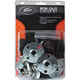 Caster - Peavey, Pop Out Swivel