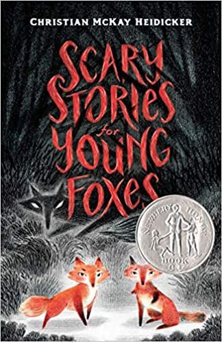 Image result for scary stories young foxes cover