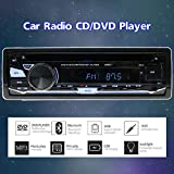 Alondy Car Radio Stereo Headunit CD DVD Player with