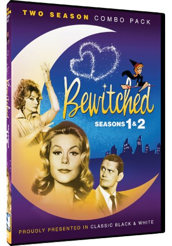 Bewitched - Season 1 & 2 (Bewitched Season 2)