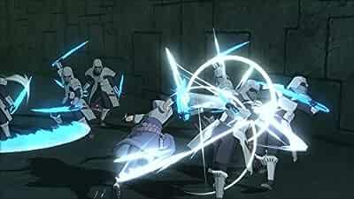 Amazon.com: Naruto Ultimate Ninja Storm Trilogy (PS4) UK ...