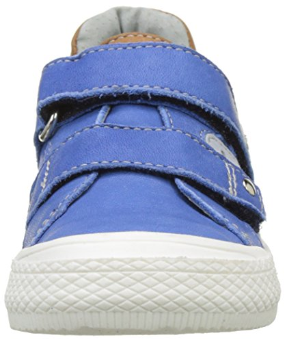 Minibel Mino - Tacón Bajo Niños Azul (Bleu)