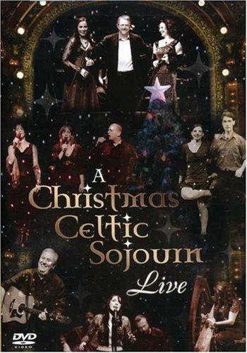 DVD : Brian O'Donovan - A Christmas Celtic Sojourn Live (DVD)