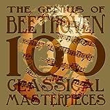 The Genius of Beethoven: 100 Classical Masterpieces Album Cover