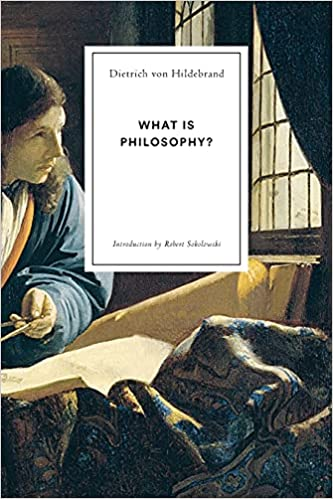 What Is Philosophy? Book Cover