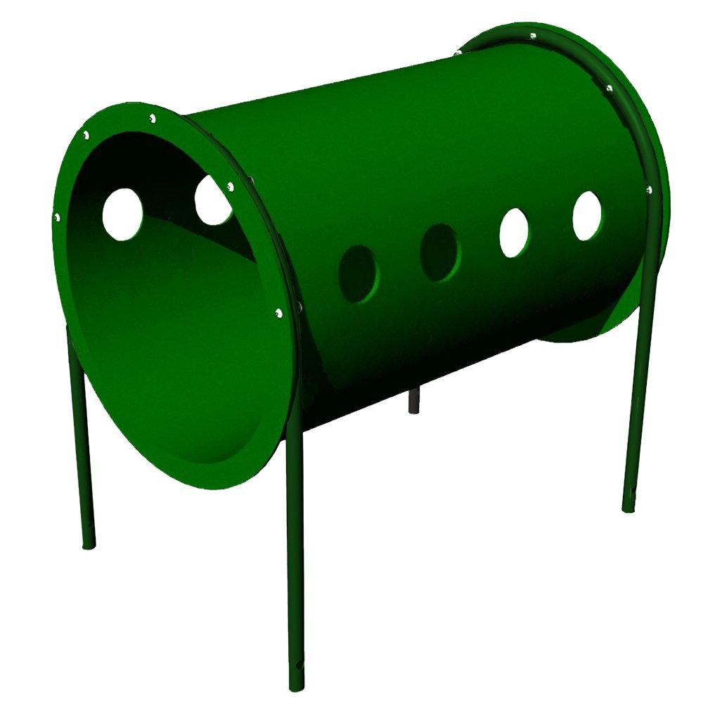 BarkPark DoggieCrawl Tunnel, Green by BarkPark (Image #1)
