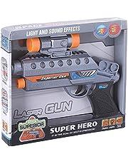 لعبة مسدس تصويب بأضواء واصوات - RF222B