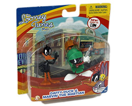The Looney Tunes Show Daffy Duck & Marvin the Martian for sale  Delivered anywhere in USA