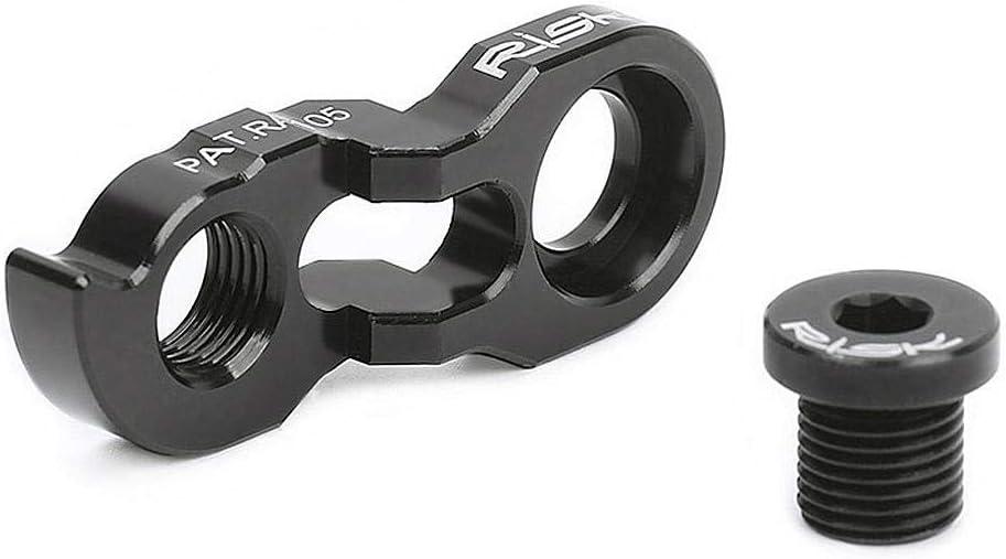 Gear Derailleur Hook Frame Bicycle Extension Rear Tail Extender Hanger