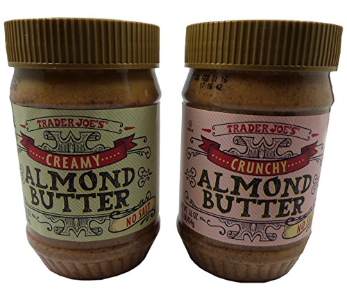 Trader Joes Almond Butter Pack