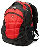 SwissGear SA9769 Red Computer Backpack - Fits Most 15 Inch Laptops and Tablets